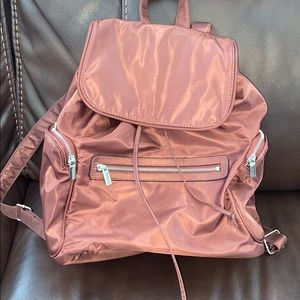 Wild Fable Rose colored backpack